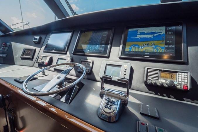 Helm Electronics 2015 VIKING Enclosed Bridge Sport Fisherman 2707202