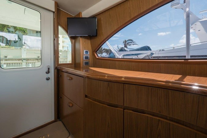Enclosed Flybridge 2015 VIKING Enclosed Bridge Sport Fisherman 2707207