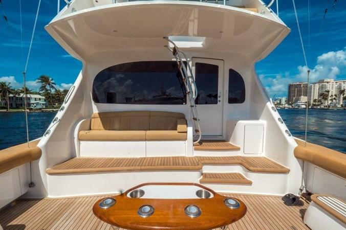 Cockpit 2015 VIKING Enclosed Bridge Sport Fisherman 2707211