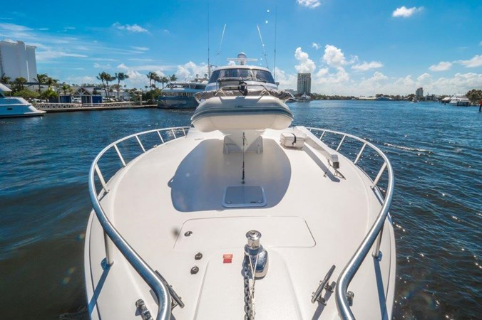 Bow 2015 VIKING Enclosed Bridge Sport Fisherman 2707223