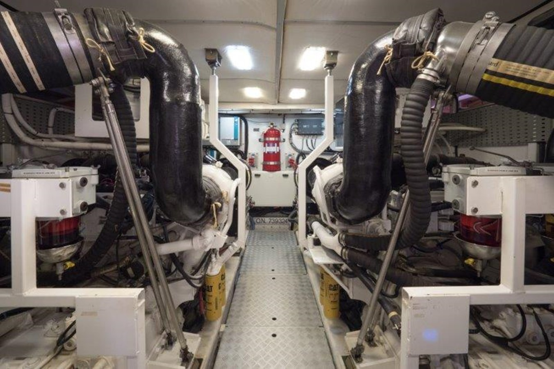 2008 VIKING SPORT CRUISERS Motor Yacht/Princess Motor Yacht 2707292
