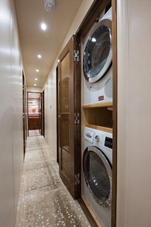 Laundry  2019 VIKING Enclosed Sport Fisherman 2707608