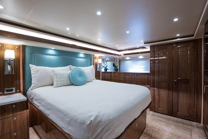 Master Stateroom 2019 VIKING Enclosed Sport Fisherman 2707609