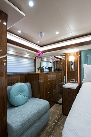 Master Stateroom 2019 VIKING Enclosed Sport Fisherman 2707613
