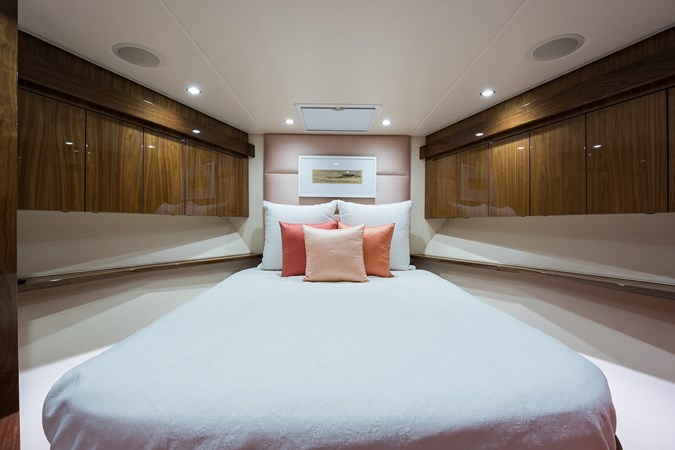 Forward Stateroom 2019 VIKING Enclosed Sport Fisherman 2707619