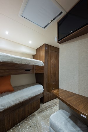 Mid Starboard Guest Stateroom 2019 VIKING Enclosed Sport Fisherman 2707630