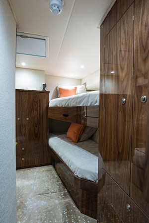 Mid Starboard Guest Stateroom 2019 VIKING Enclosed Sport Fisherman 2707632