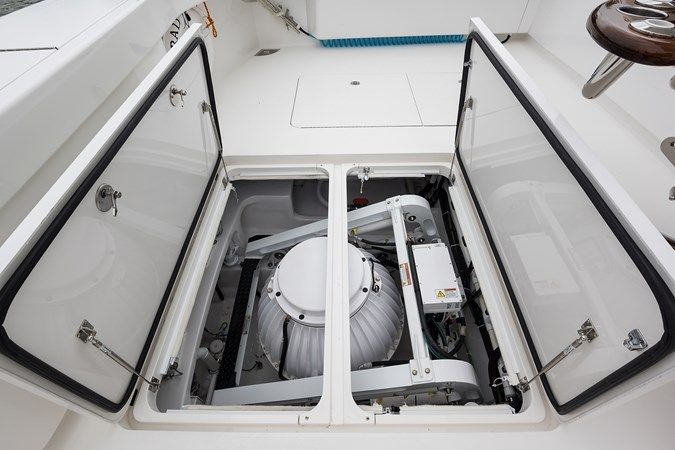 Cockpit 2019 VIKING Enclosed Sport Fisherman 2707655