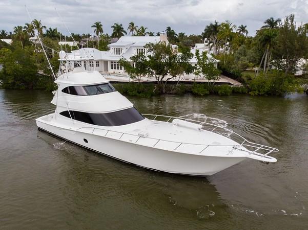 VERA D  2019 VIKING Enclosed Sport Fisherman 2707662