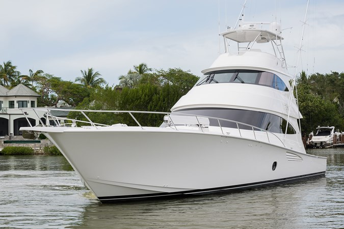 VERA D  2019 VIKING Enclosed Sport Fisherman 2707663