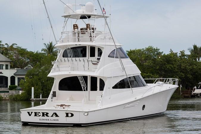 VERA D  2019 VIKING Enclosed Sport Fisherman 2707664