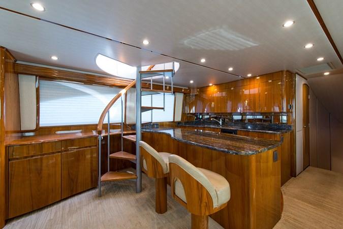 Galley 2013 VIKING Enclosed Bridge Sport Fisherman 2707767