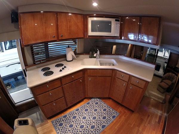 25PHSTBDWide 2004 NAVIGATOR 5700 Rival Pilothouse Motor Yacht 2709004