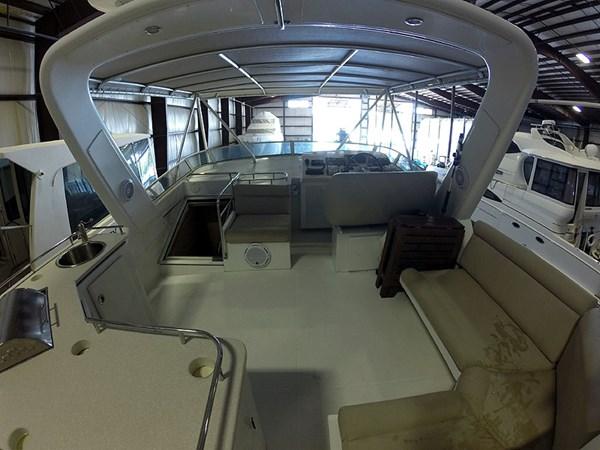 36FBFWDWide 2004 NAVIGATOR 5700 Rival Pilothouse Motor Yacht 2709015