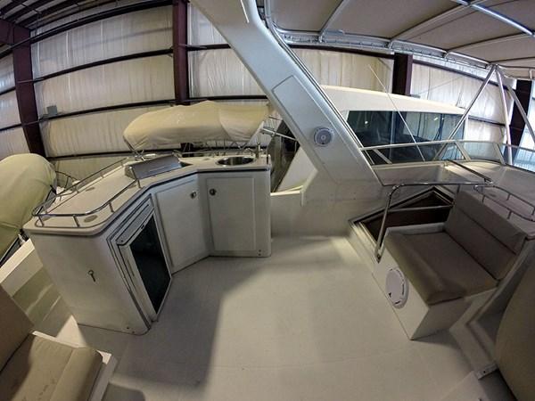 38FBPortWide 2004 NAVIGATOR 5700 Rival Pilothouse Motor Yacht 2709017
