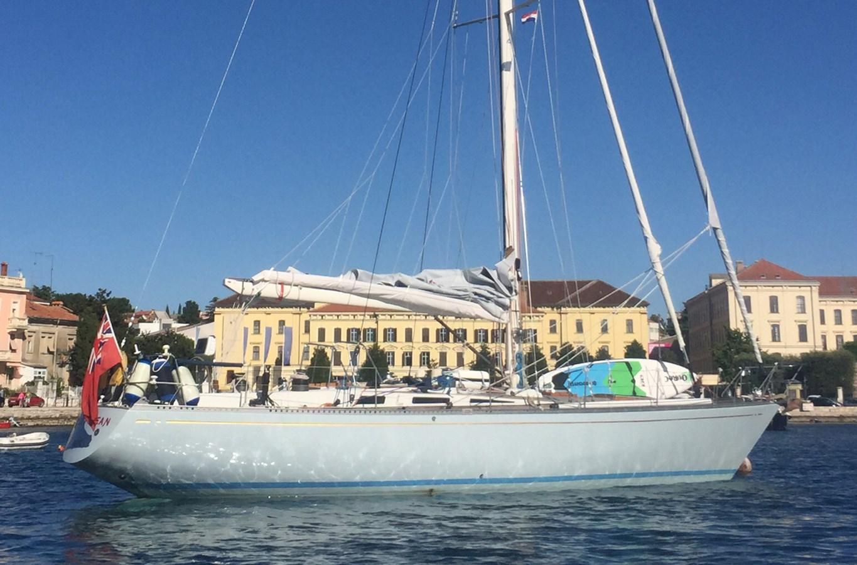 Nautor Swan 44 1973 NAUTOR'S SWAN Nautor Swan 44 Cruising Sailboat 2709867
