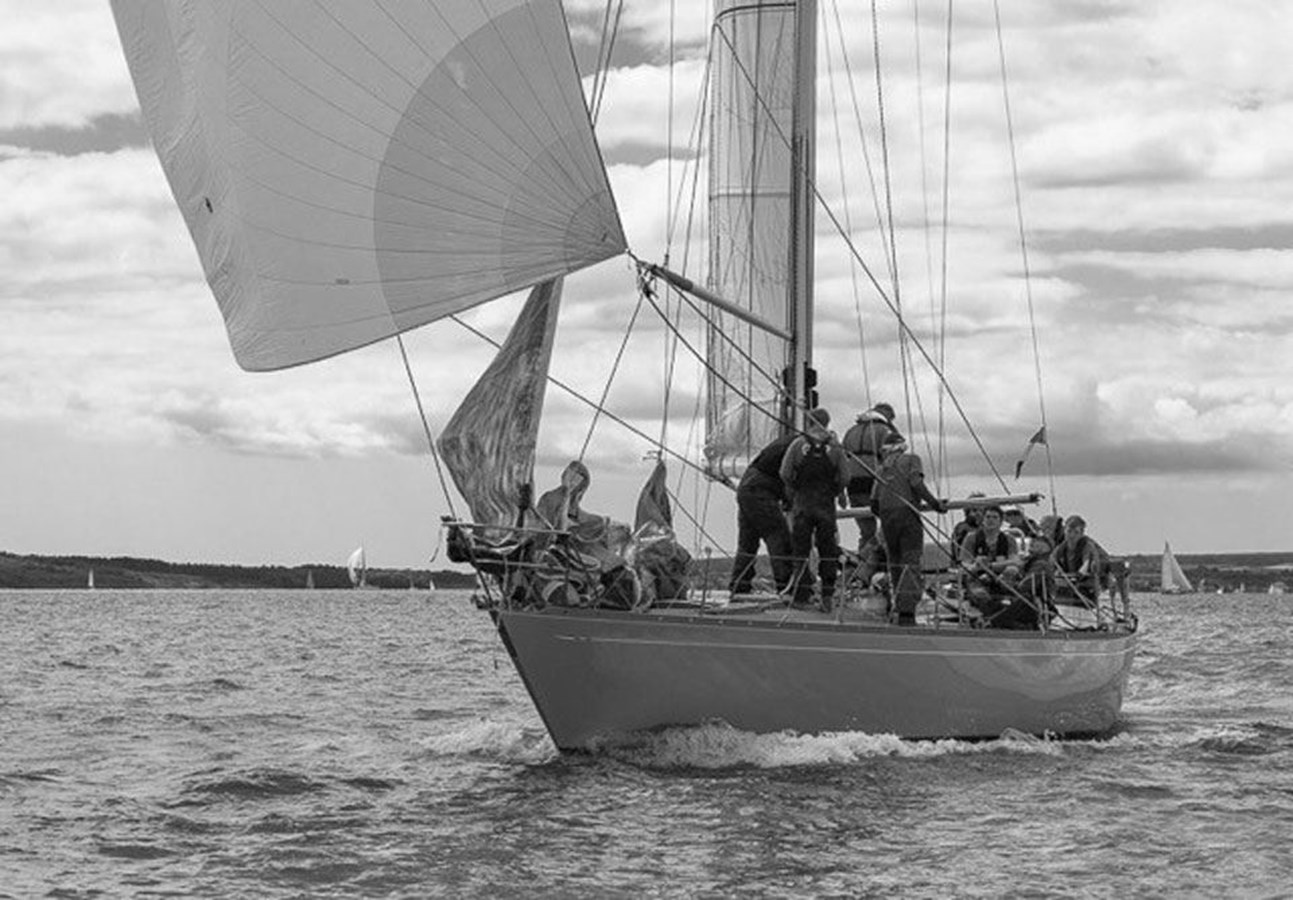 nautor-swan-44-27 1973 NAUTOR'S SWAN Nautor Swan 44 Cruising Sailboat 2709893