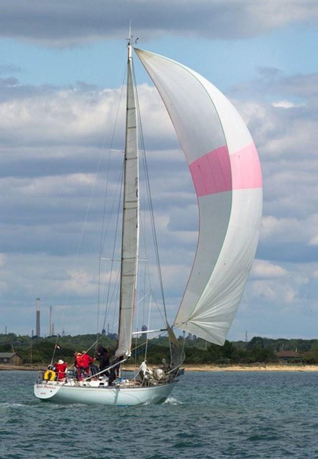 nautor-swan-44-29 1973 NAUTOR'S SWAN Nautor Swan 44 Cruising Sailboat 2709895