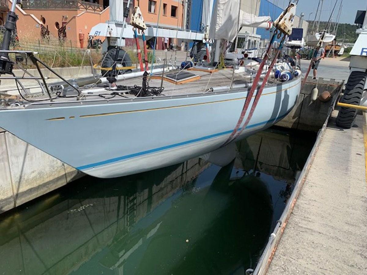 nautor-swan-44-32 1973 NAUTOR'S SWAN Nautor Swan 44 Cruising Sailboat 2709898