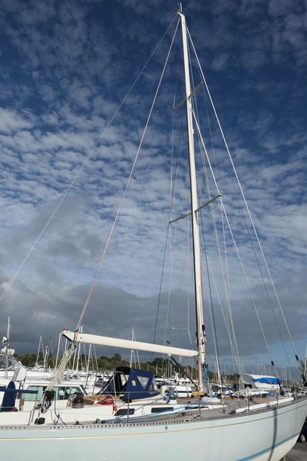 nautor-swan-44-33 1973 NAUTOR'S SWAN Nautor Swan 44 Cruising Sailboat 2709899