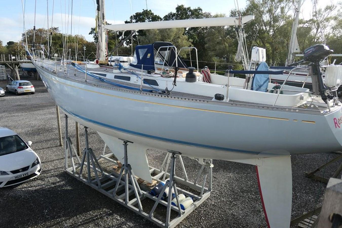nautor-swan-44-35 1973 NAUTOR'S SWAN Nautor Swan 44 Cruising Sailboat 2709901