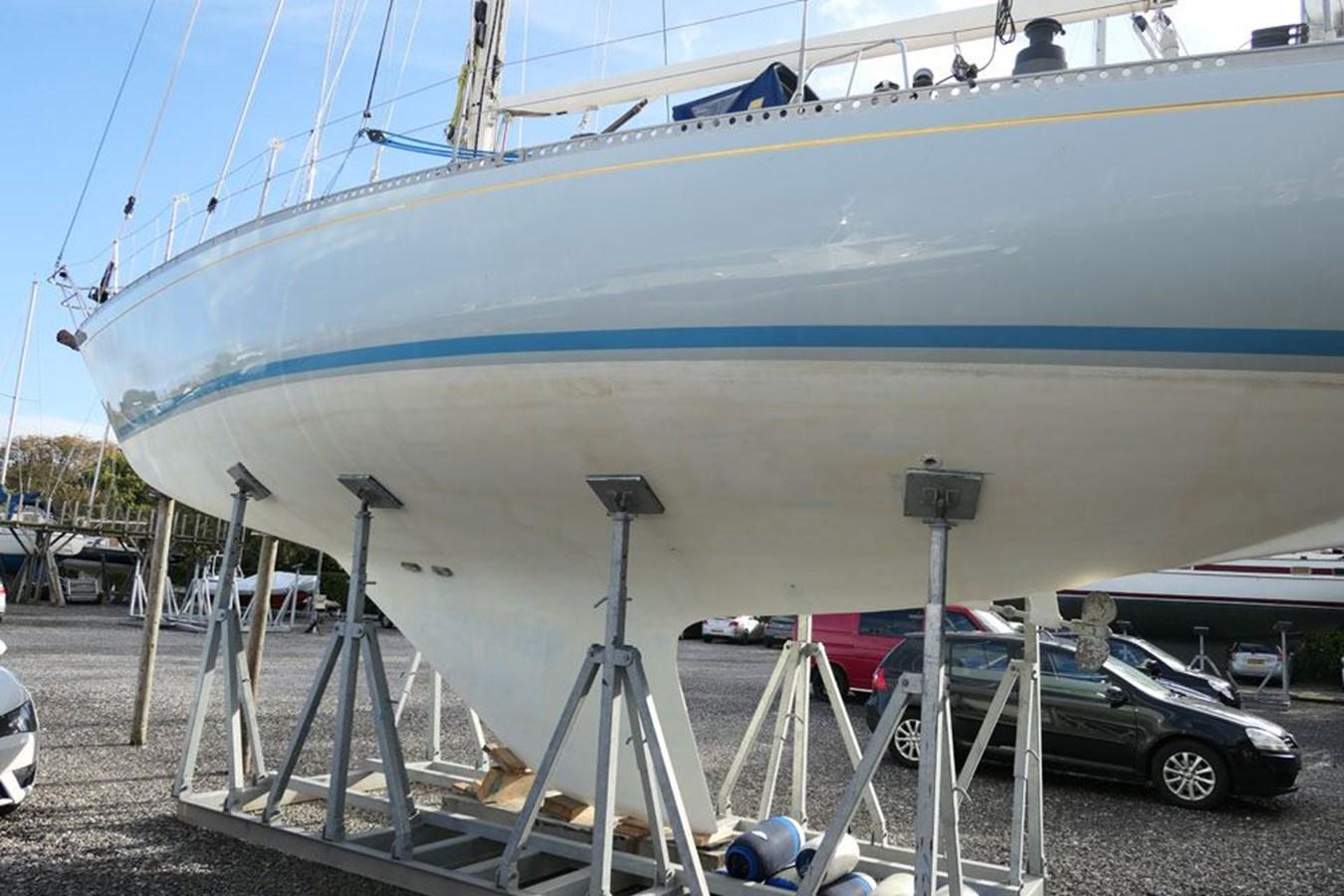 nautor-swan-44-37 1973 NAUTOR'S SWAN Nautor Swan 44 Cruising Sailboat 2709903