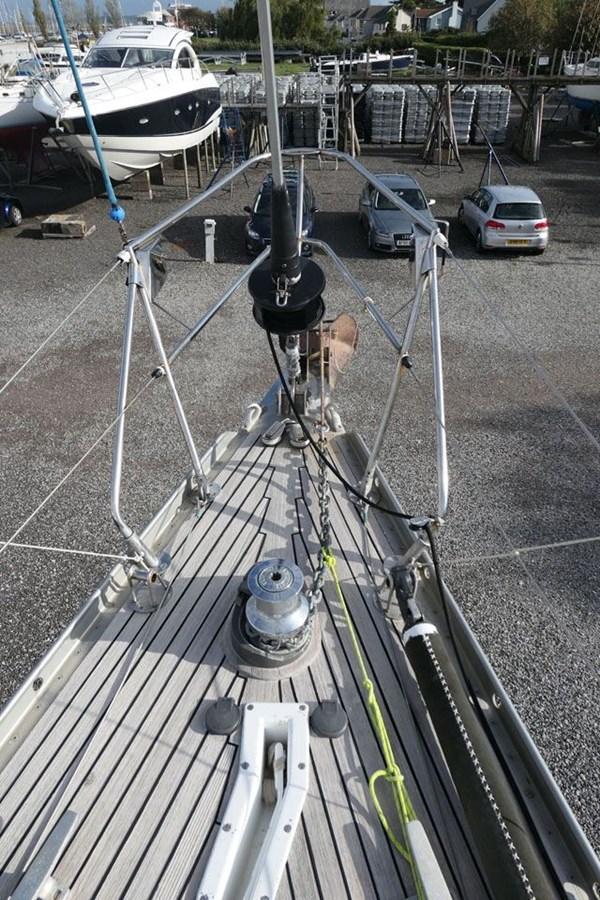 nautor-swan-44-45 1973 NAUTOR'S SWAN Nautor Swan 44 Cruising Sailboat 2709911