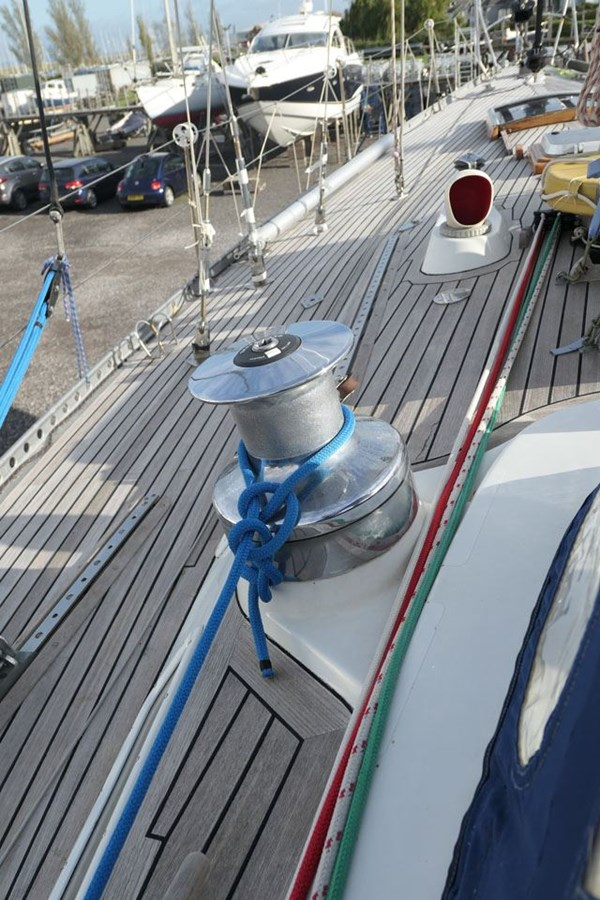 nautor-swan-44-55 1973 NAUTOR'S SWAN Nautor Swan 44 Cruising Sailboat 2709921