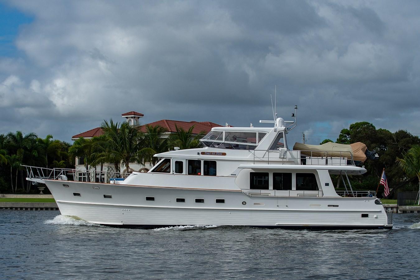 Tout Va Bien_Running Shots10 2005 GRAND BANKS 64 Aleutian RP Motor Yacht 2726095