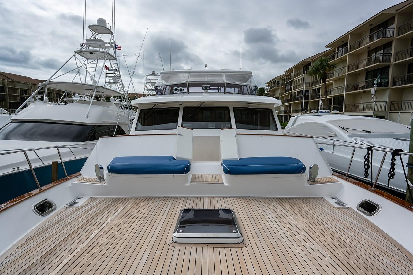 Tout Va Bien_Bow7 2005 GRAND BANKS 64 Aleutian RP Motor Yacht 2726113