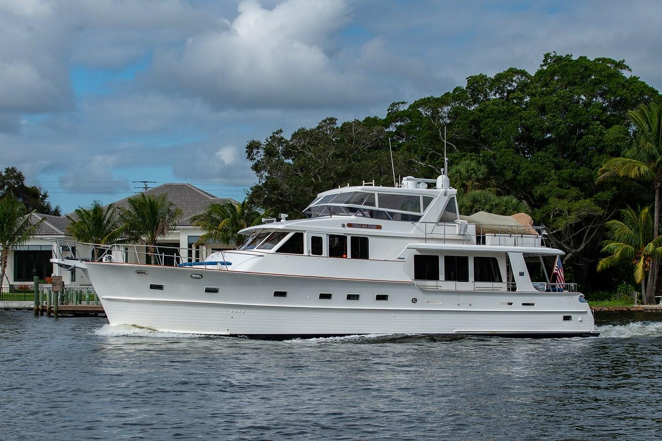 Tout Va Bien_Running Shots9 2005 GRAND BANKS 64 Aleutian RP Motor Yacht 2726126