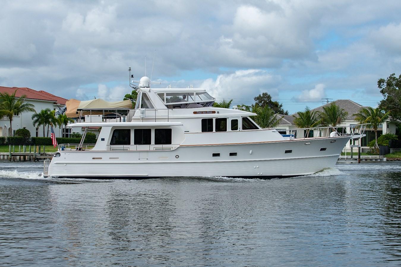 Tout Va Bien_Running Shots4 2005 GRAND BANKS 64 Aleutian RP Motor Yacht 2726128