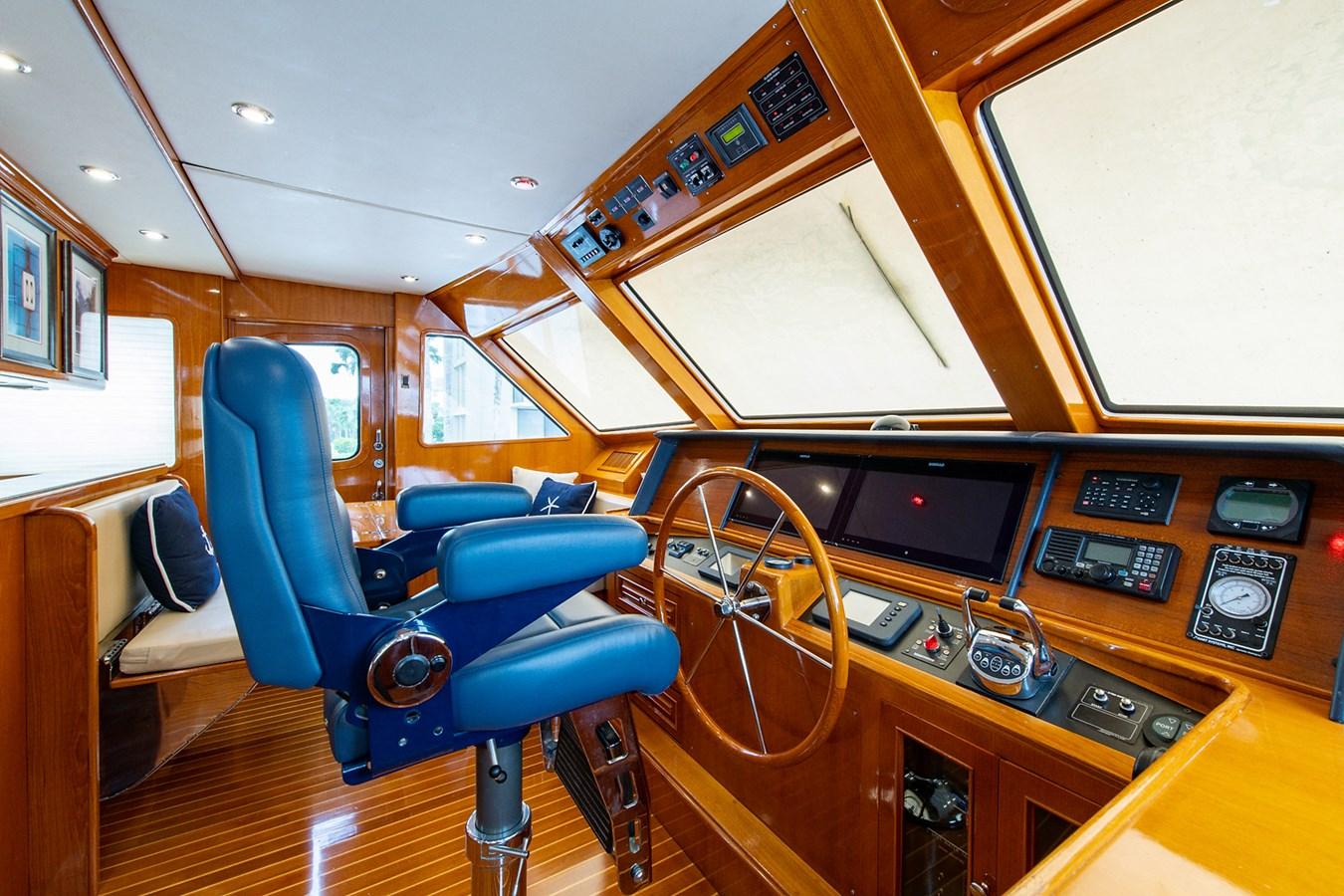 Tout Va Bien_Pilothouse3 2005 GRAND BANKS 64 Aleutian RP Motor Yacht 2726130