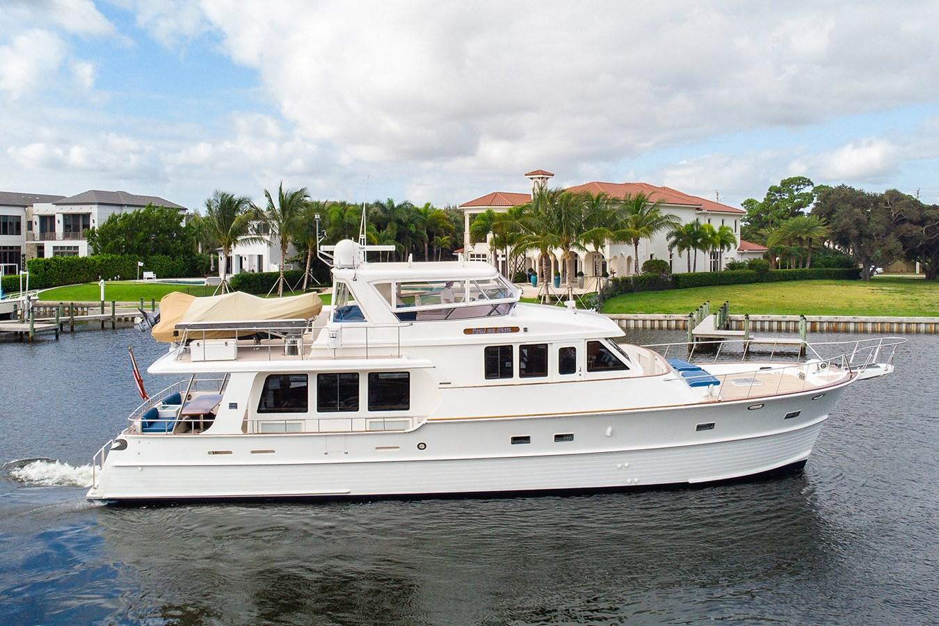 Tout Va BienDJI_0116 2005 GRAND BANKS 64 Aleutian RP Motor Yacht 2726176