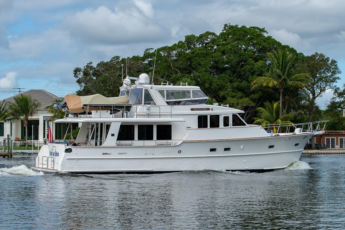 Tout Va Bien_Running Shots5 2005 GRAND BANKS 64 Aleutian RP Motor Yacht 2726179