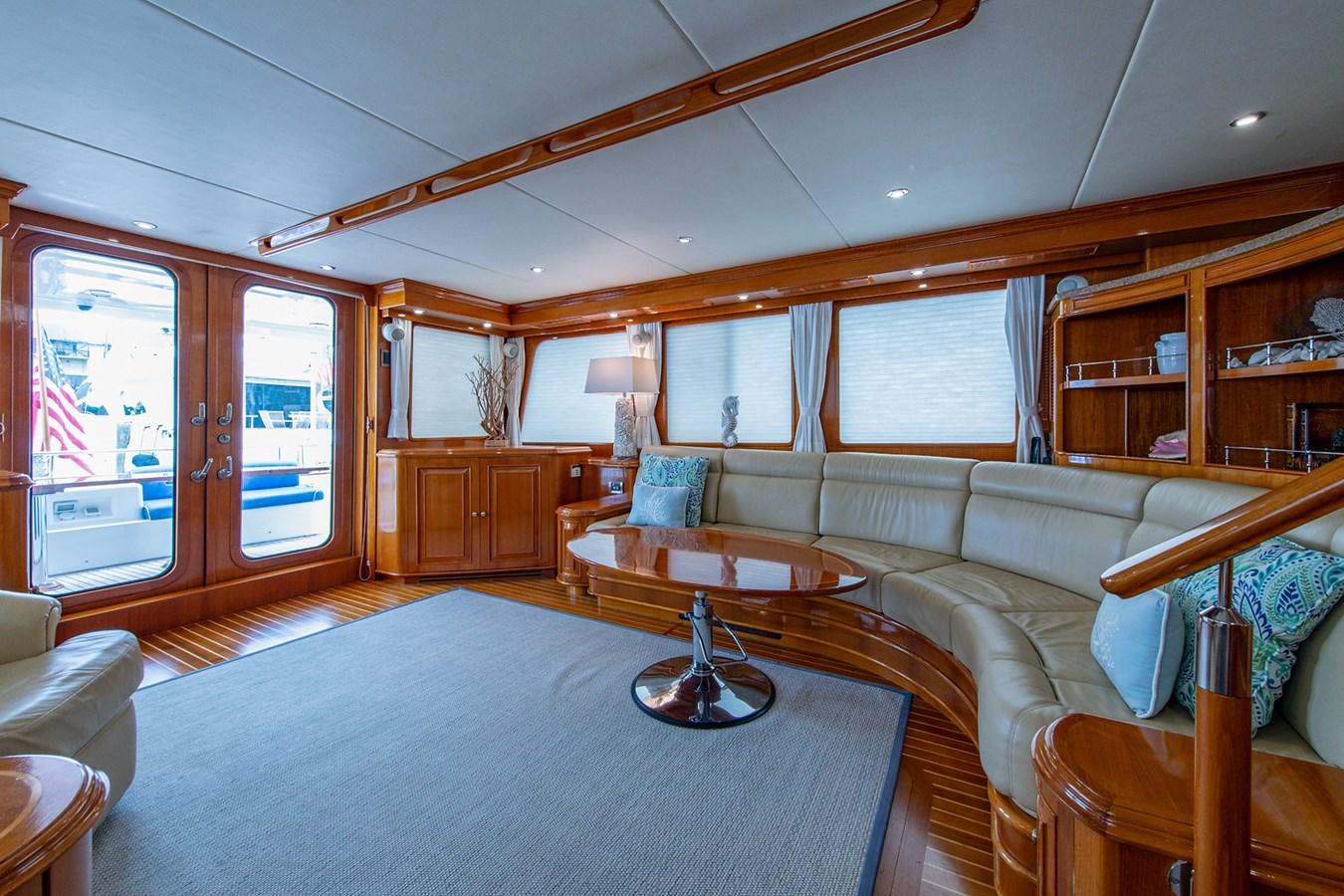 Tout Va Bien_Salon4 2005 GRAND BANKS 64 Aleutian RP Motor Yacht 2726181