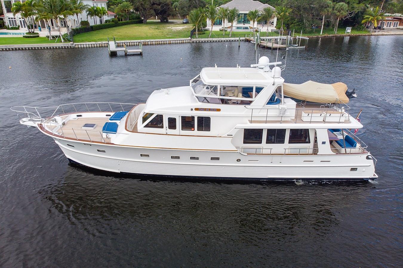 Tout Va BienDJI_0128 2005 GRAND BANKS 64 Aleutian RP Motor Yacht 2726186