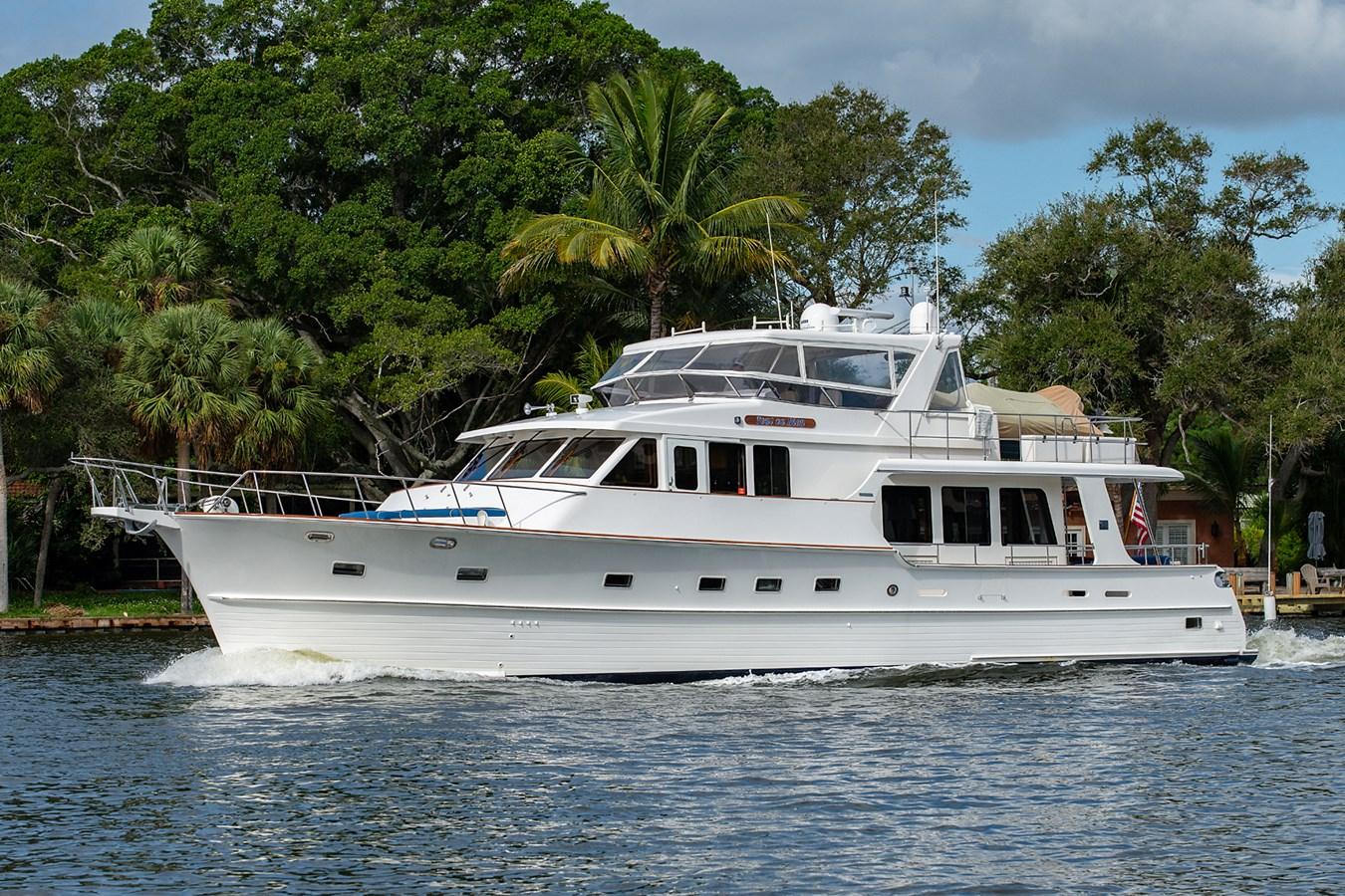 Tout Va Bien_Running Shots13 2005 GRAND BANKS 64 Aleutian RP Motor Yacht 2726189