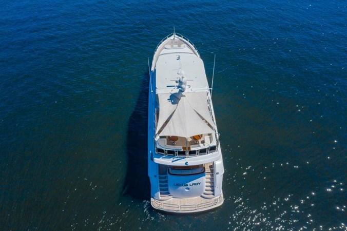 Drone Aerial 2013 HATTERAS  Motor Yacht 2711352