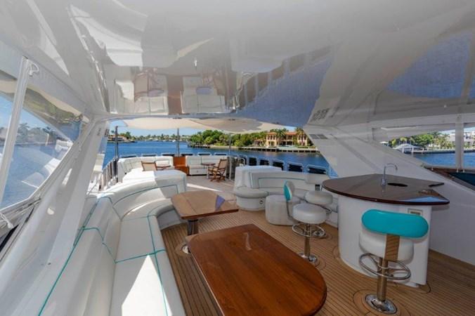 Flybridge 2013 HATTERAS  Motor Yacht 2711357
