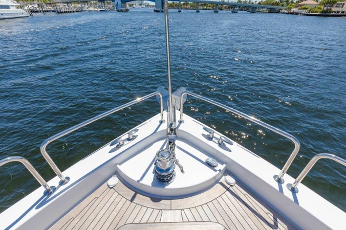 Anchor 2013 HATTERAS  Motor Yacht 2711388
