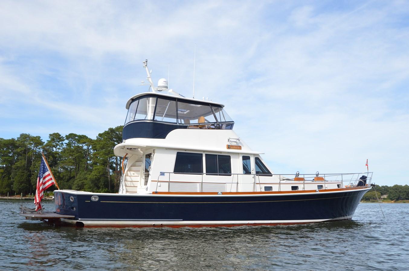 1 2004 GRAND BANKS 58 Eastbay Motor Yacht 2713330