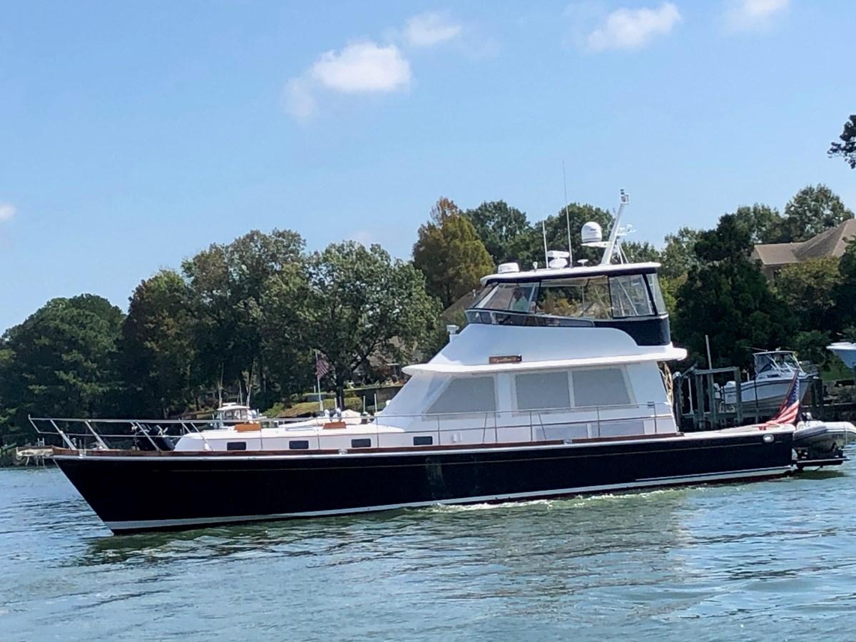 8 2004 GRAND BANKS 58 Eastbay Motor Yacht 2713331