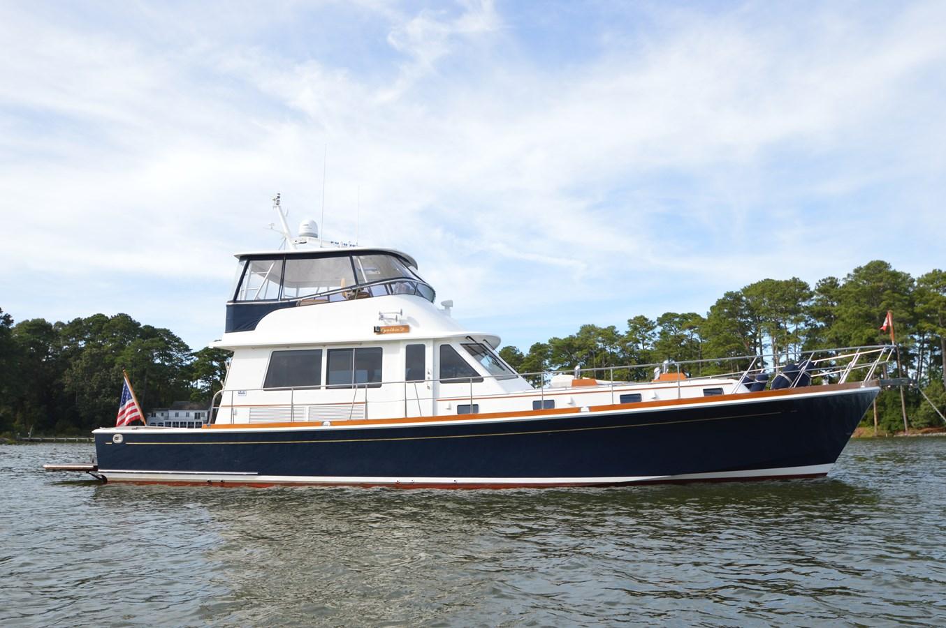 2 2004 GRAND BANKS 58 Eastbay Motor Yacht 2713344