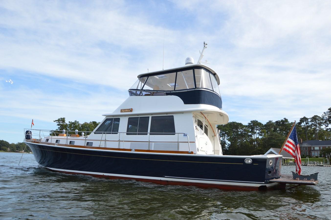 5 2004 GRAND BANKS 58 Eastbay Motor Yacht 2713346
