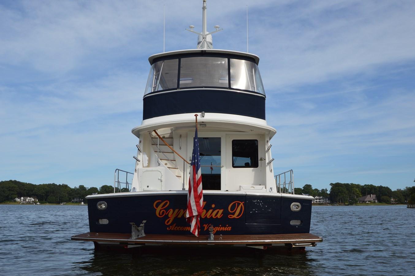 4 2004 GRAND BANKS 58 Eastbay Motor Yacht 2713661