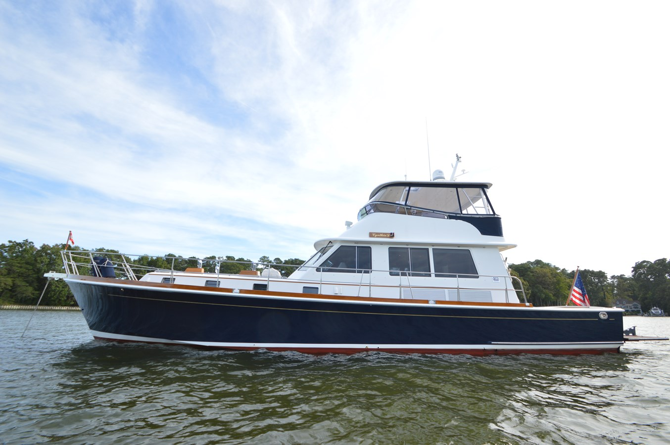 6 - 58 GRAND BANKS For Sale