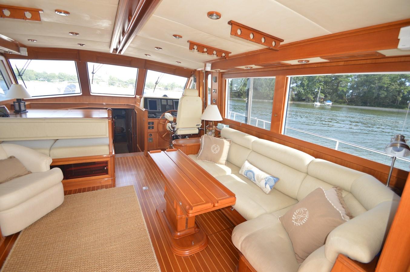 37 2004 GRAND BANKS 58 Eastbay Motor Yacht 2714696