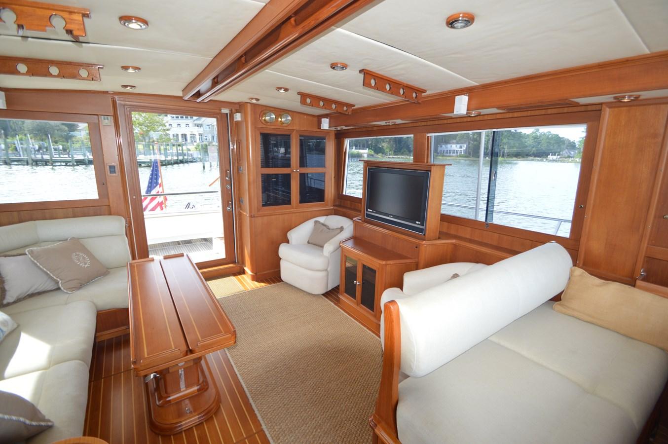 45 2004 GRAND BANKS 58 Eastbay Motor Yacht 2714704