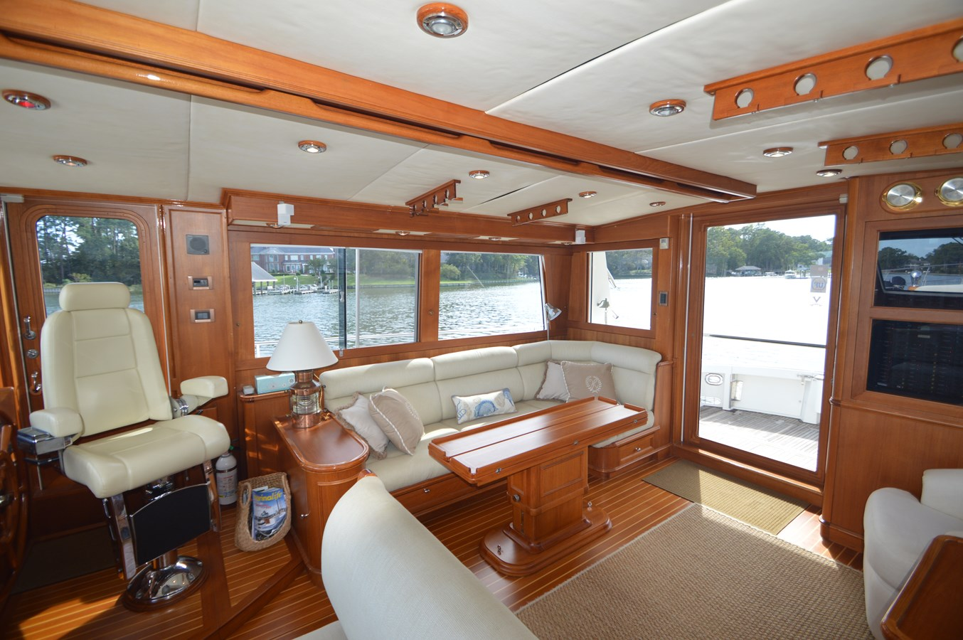 49 - 58 GRAND BANKS For Sale